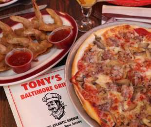Going back in time with Mod Betty at Tony's Baltimore Grill